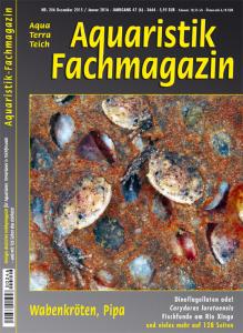 Aquaristik-Fachmagazin Artikel zu den aqua EXPO Tagen 2015
