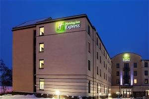 Holiday Inn Express Dortmund - aqua EXPO Tage Partnerhotel - Außenansicht