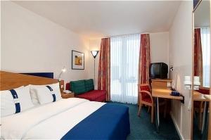 Holiday Inn Express Dortmund - aqua EXPO Tage Partnerhotel - Innenansicht