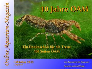 aqua EXPO Tage - Online Aquarium Magazin Oktober 2015