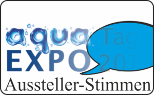 aqua EXPO Tage - Ausstellerstimmen