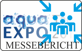aqua EXPO Tage Messeberichte