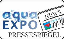 aqua EXPO Tage Pressespiegel