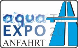 aqua EXPO Tage - Anfahrt