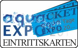 aqua EXPO Tage Eintrittskarten