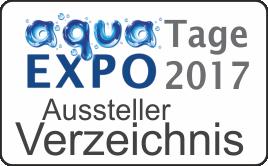 aqua EXPO Tage Ausstellerverzeichnis