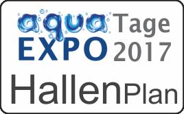 aqua EXPO Tage Hallenplan