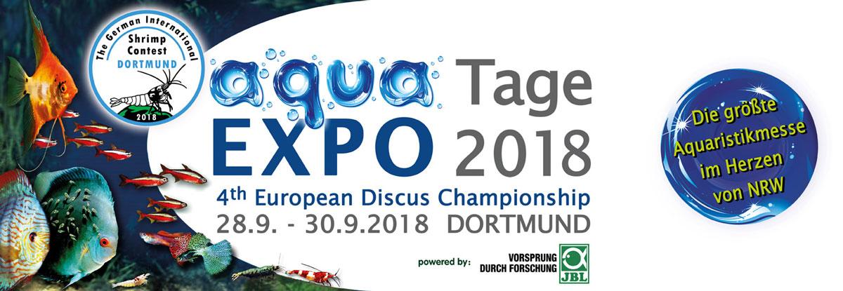 Bildergebnis für aqua expo tage 2018 banner