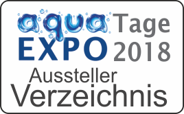 aqua EXPO Tage Ausstellerverzeichnis 2018