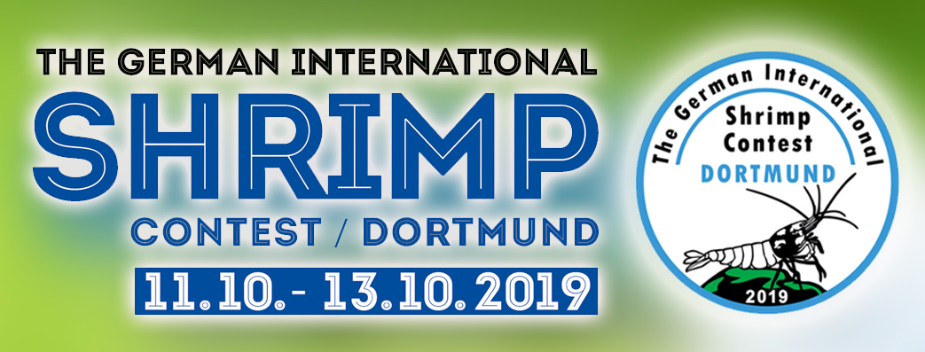 The German Internaional SHRIMP Contest / Dortmund
